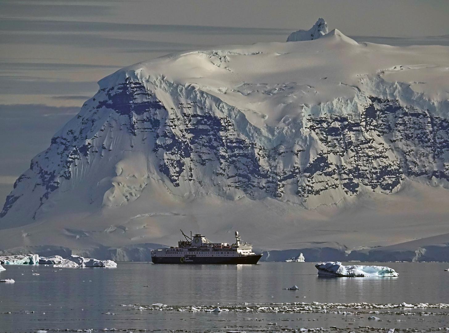 Landschaft, Antarktische Halbinsel