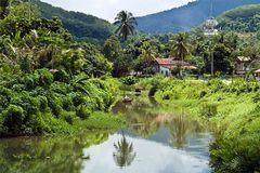 Landschaft auf Langkawi