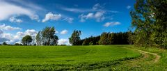 Landschaft bei Annaberg Buchholz