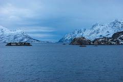 Landschaft bei Hammerfest