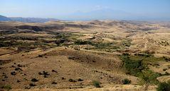 Landschaft bei Jerwan
