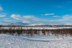 Landschaft bei Kilpisjärvi