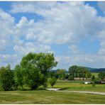 Landschaft, bei meinem zu Hause III (paisaje cerca de mi casa III)
