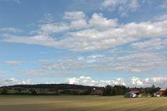 Landschaft bei Sachsenhagen - HDR