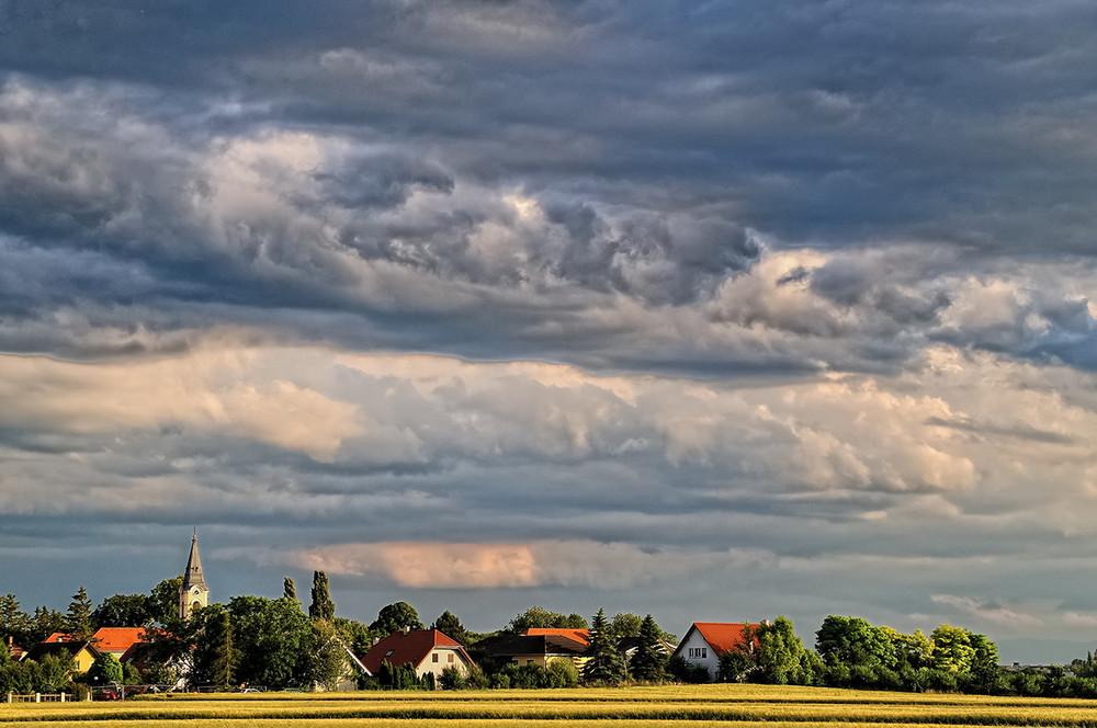 Landschaft bei Wien