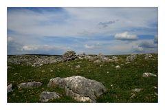 Landschaft Burren...