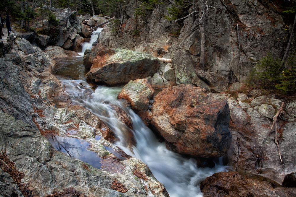 Landschaft im Acadia Nationalpark