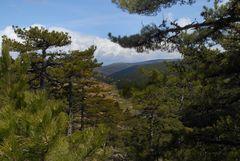 Landschaft in Anatolien