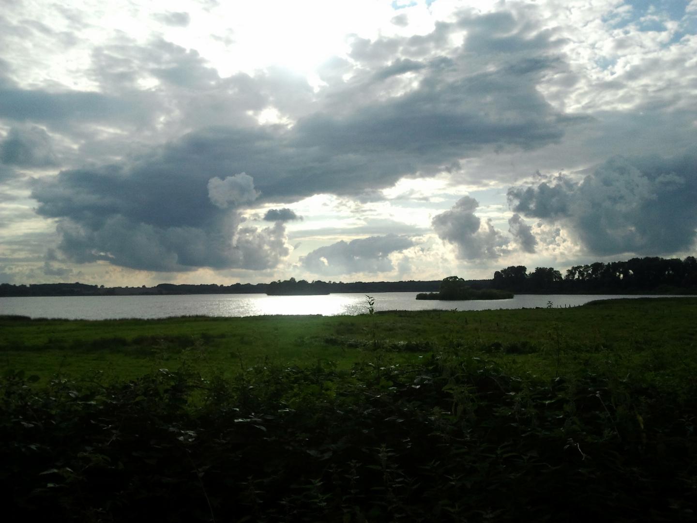 Landschaft in Kiel