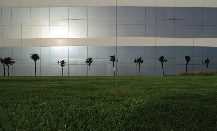 Landschaft oder Architektur II ?