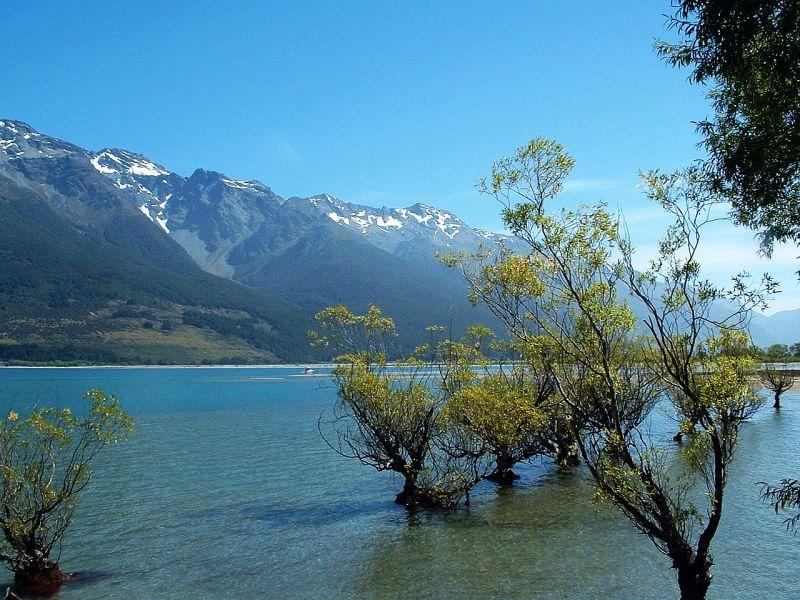 Landschaft um Glenorchy, Südinsel
