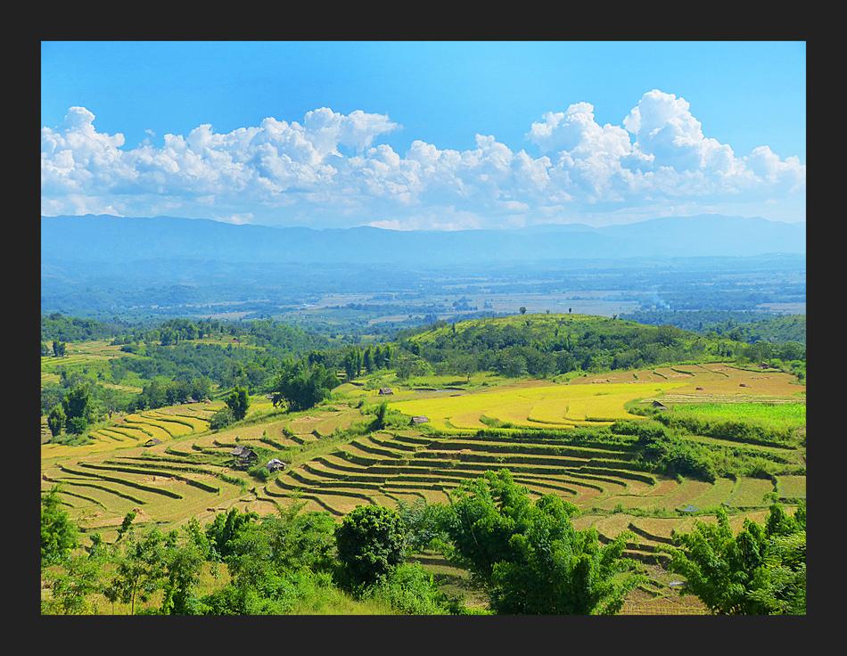 Landschaft um Pan Lay