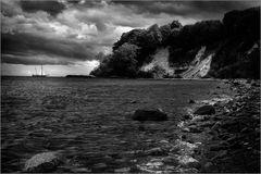 Landschaft und Natur auf Rügen