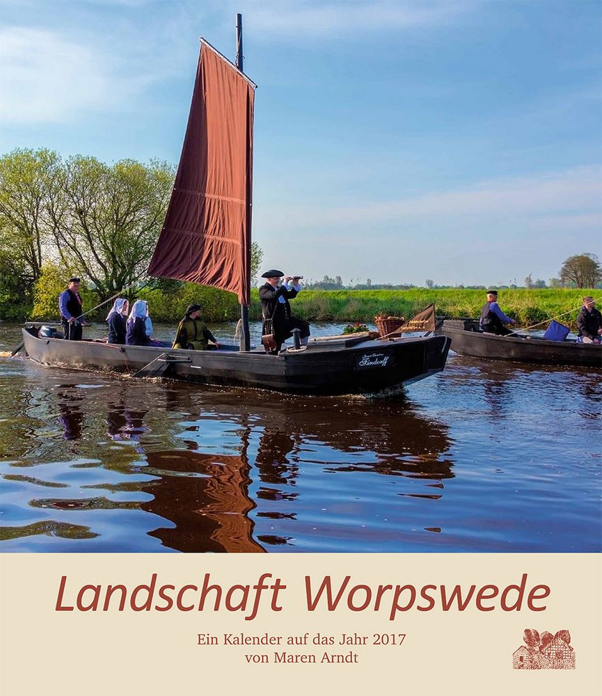 Landschaft Worpswede