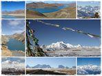 Landschaften in Tibet