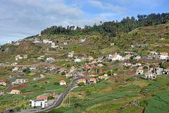 Landschaftsimpression an der Südwestküste von Madeira