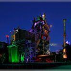 Landschaftspark Duisburg Nord bei Nacht*