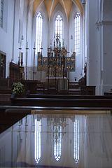 Landshut - Altar St. Jodok