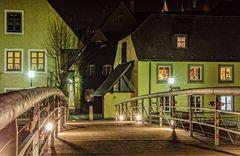 Landshut - auf`m Brückerl