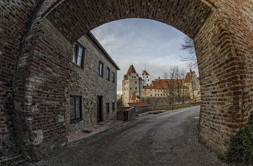 Landshut - Burg Trausnitz 2
