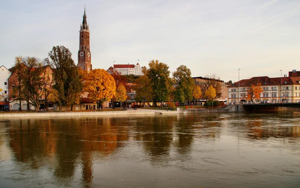 Landshut Goldener Oktober