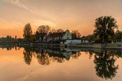 Landshut_-_Sonnenuntergang_an_der_Isar-7726