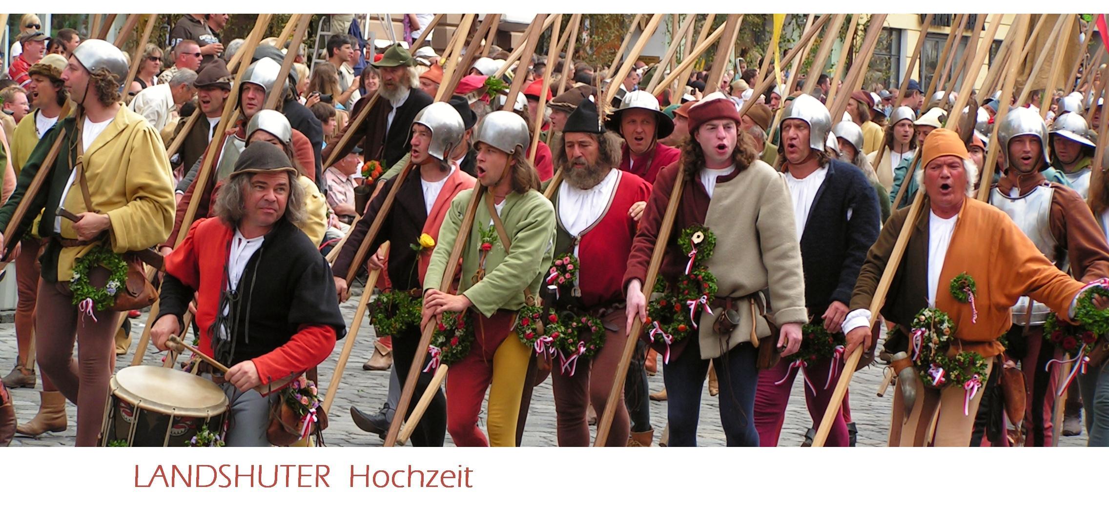 Landshuter Hochzeit Foto Bild Deutschland Europe Bayern Bilder