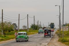 Landstrasse in Kuba