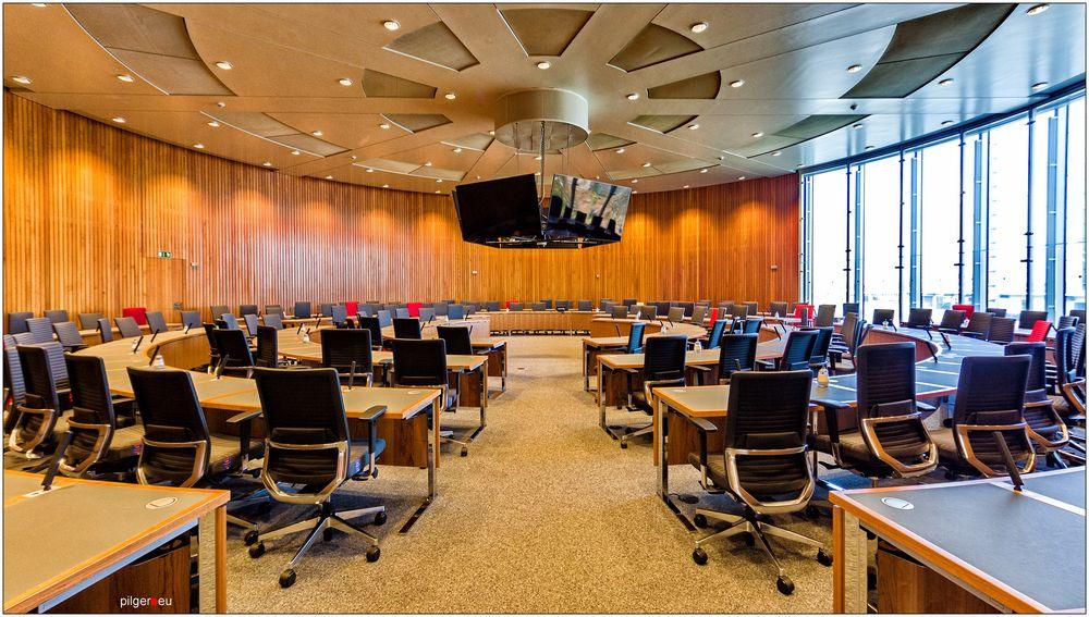 Landtag NRW - Fraktionssaal der SPD
