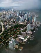 Landung in Miami.