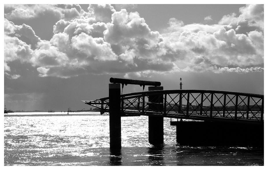 Landungsbrücke Bremerhaven