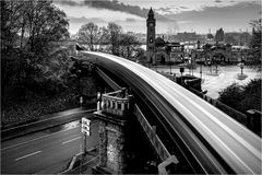 Landungsbrücken raus