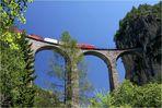 Landwasser-Viadukt bei Filisur (CH)