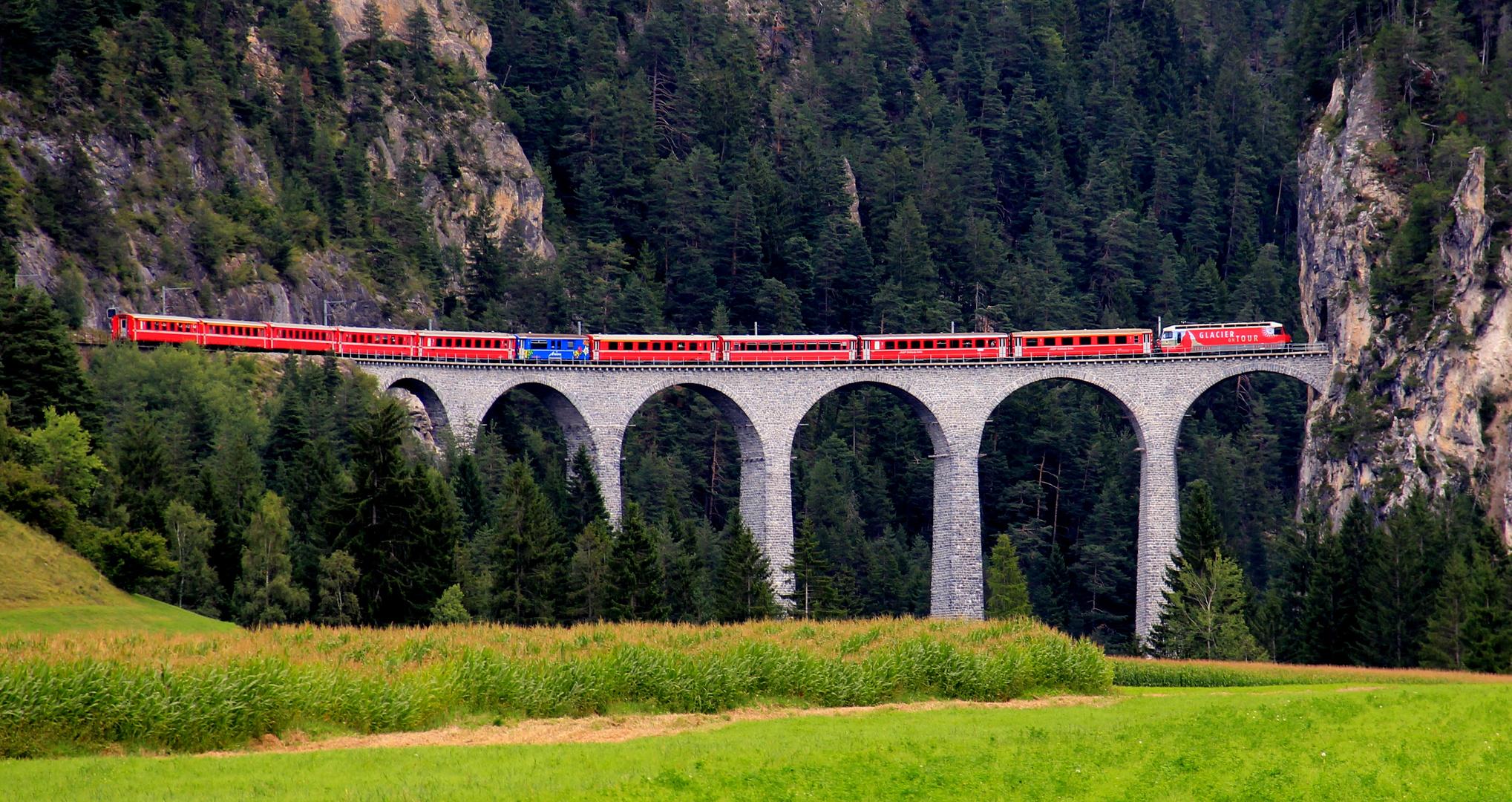 Landwasser - Viadukt
