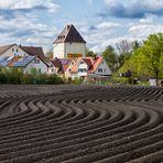 Landwirtschaftliche Kurven