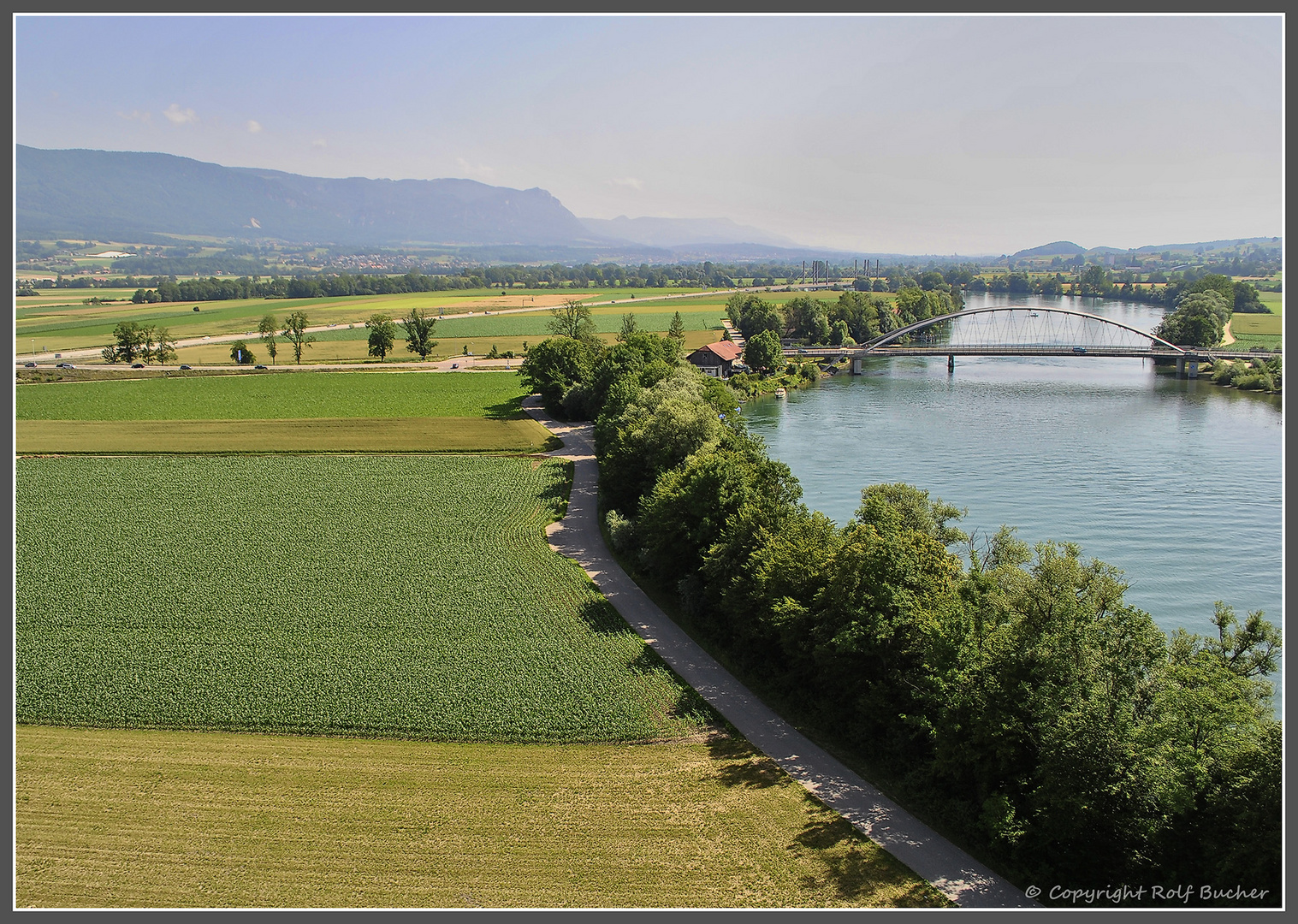 Landwirtschafts- und Schutzzone Witi Grenchen II