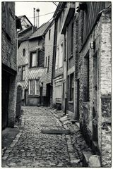 Lane in Stavelot (BE)
