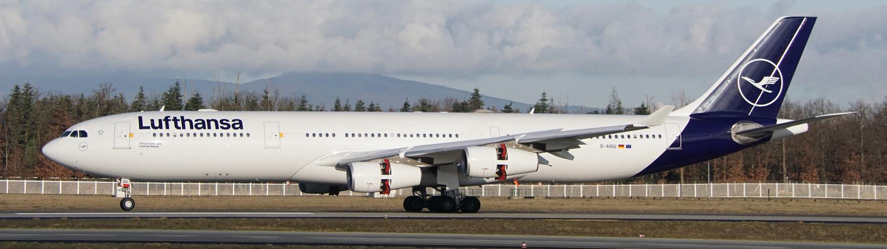 Lang, Länger, A340