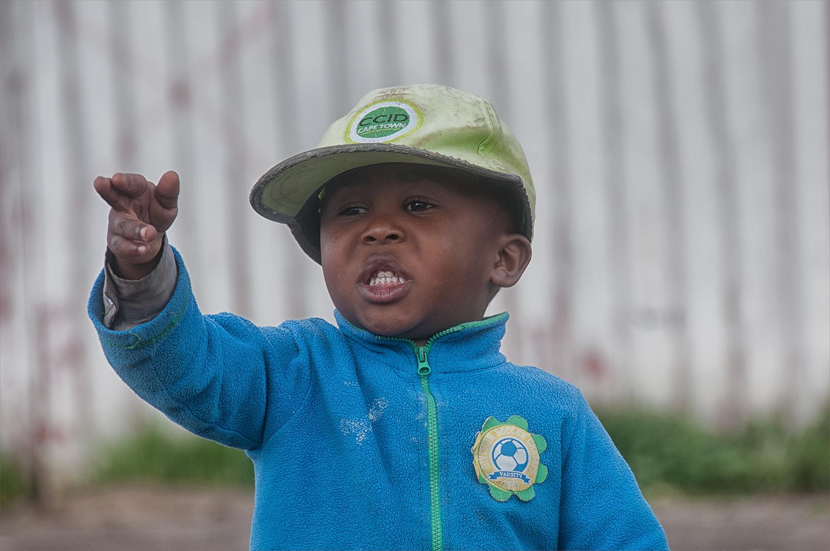 Langa Cape Town Attitude