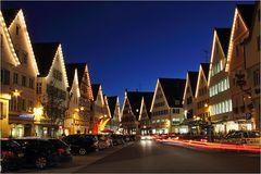 lange Einkaufsnacht in Biberach