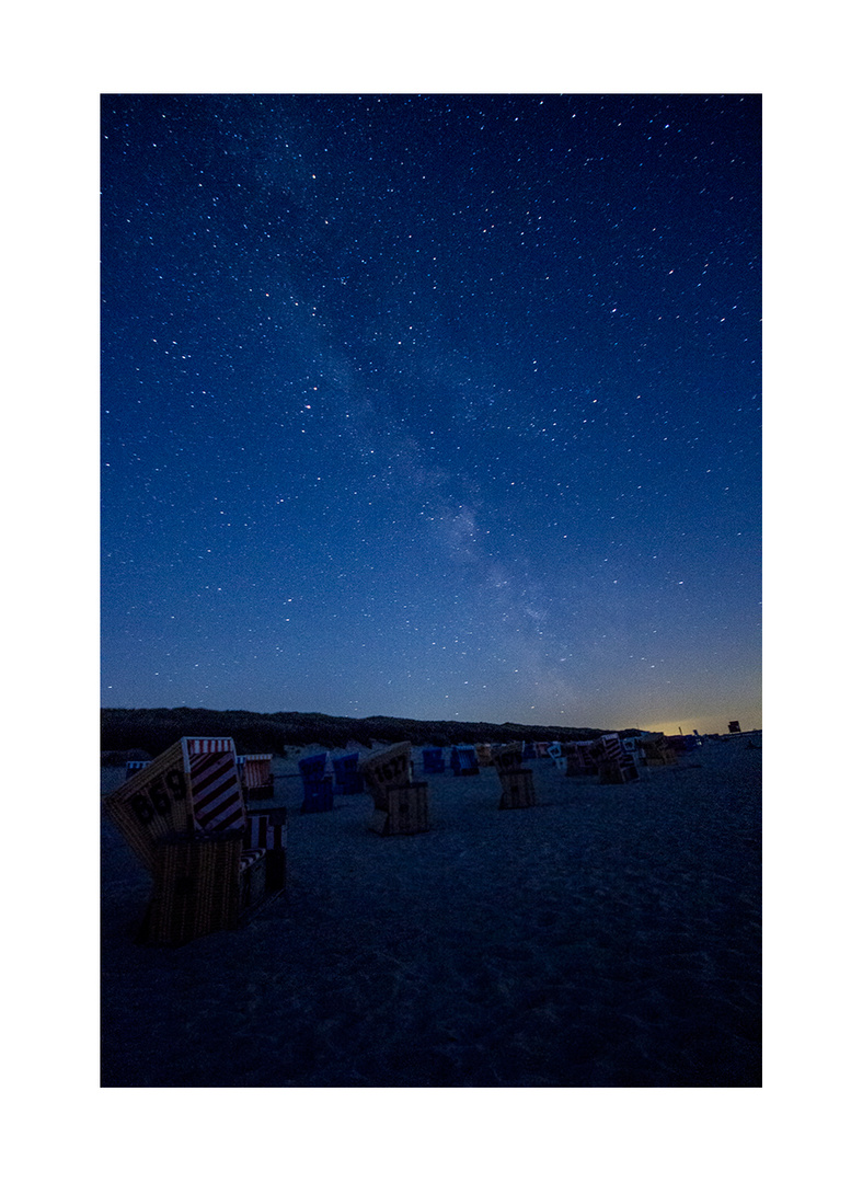 Langenooger Nachthimmel