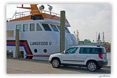 Langeoog II >< Yeti