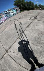 """langer """"Schatten"""""""