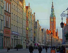 Langgasse und Rechtstädtiches Rathaus