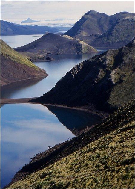 Langisjór, Island