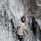 Langkawi island waterfall