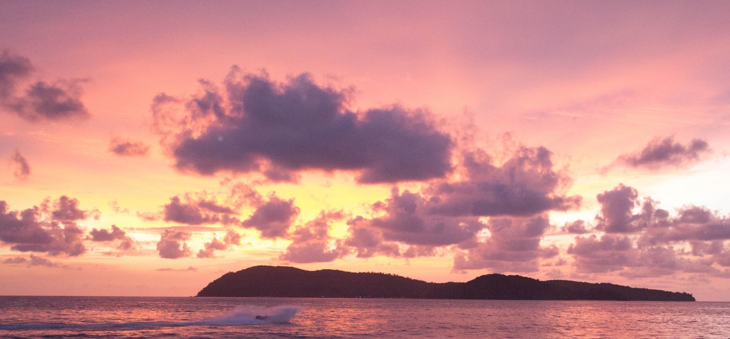 langkawi sundown
