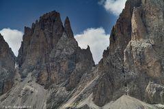 Langkofelscharte (2681m)