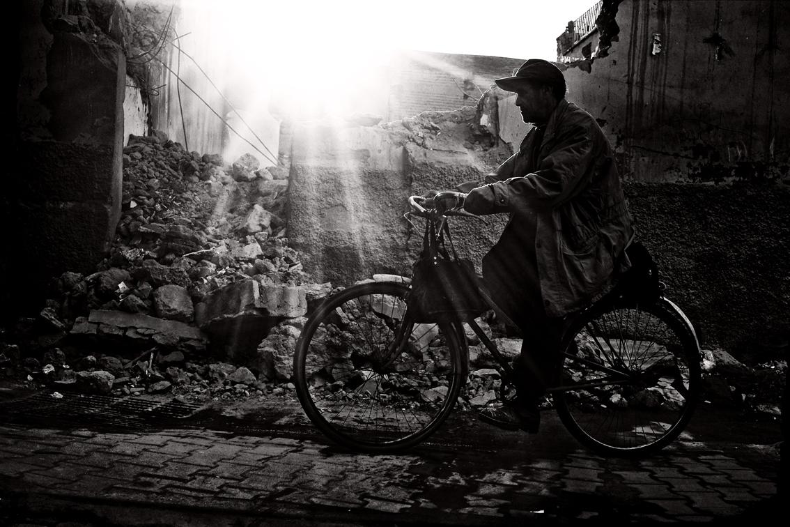 langsam verblasst Marrakech .