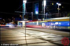 Langzeitbelichtung Leipzig City (20.07.13)